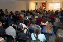 SINOP CEZAEVI - Sabahattin Ali Dünya Şiir Günü'nde  Anıldı