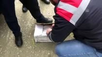BAŞKÖY - Tarihi Eser Kaçakçısı Yolcu Otobüsünde Yakalandı