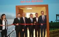 ADNAN BOYNUKARA - TOBB Başkanı Hisarcıklıoğlu, Hububat Analiz Laboratuvarının Açılışını Yaptı