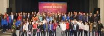 BELEDİYE BAŞKAN YARDIMCISI - Trabzon'da 102 Bireysel Sporcu İle 8 Kulübe Yaklaşık 200 Bin TL Para Ödülü Verildi