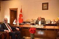TÜRKIYE BILIMLER AKADEMISI - TÜBA Başkanı Acar,  Başkan Arslan'ı Ziyaret Etti