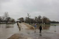 KıRKPıNAR - Tunca Nehri'nde 'Kırmızı Alarm' Devam Ediyor