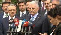 TERÖRLE MÜCADELE - 'Türkiye'den Erbil'e Uçuşlar Gerçekleştirilebilecek'