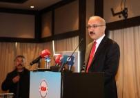 TERÖRLE MÜCADELE - 'Türkiye'nin Sınırında Terör Koridoruna İzin Vermeyeceğiz'