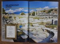 BERLİN TURİZM FUARI - UNESCO'nun Kitabında Milas Tanıtıldı