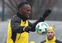 USAIN BOLT - Usain Bolt Borussia Dortmund idmanında