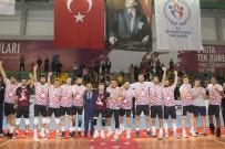 AKIF ÜSTÜNDAĞ - Voleybol 1. Ligi Erkekler Final Etabı Maçları Sona Erdi