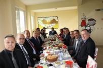 ERSOY ARSLAN - Yağcılar Sakinleri Büyükşehir Ve MASKİ'yi Ağırladı