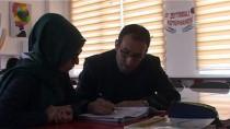 Afrin Şehitlerin İsimleri Zeytin Dalı Kütüphanesi'nde Yaşatılacak