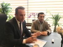 AYDIN ŞENGÜL - AK Parti Selçuk İlçe Başkanı Başterzi İstifa Etti