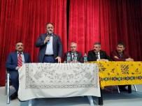 HÜSEYIN ERGÜN - 'AK Parti Yerel Buluşmalar Toplantısı' Cide'de Yapıldı