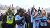 PAZARSPOR - Ataşehir Belediyespor Şampiyon