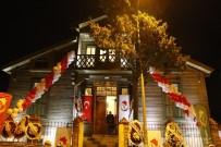 ATATÜRK EVİ - Atatürk Evi Ve Ali Rıza Efendi Kültür Evi Işıklarını 'Dünya Saati' İçin Kapatacak