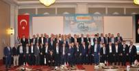 SAVUNMA SANAYİ MÜSTEŞARLIĞI - Bakan Özlü Açıklaması 'Yıllık Ortalama 8 OSB Projesi Hayata Geçti'