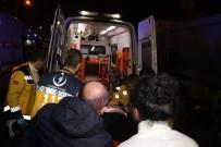 OKMEYDANı - Beyoğlu'nda Kaza; 2 Yaralı