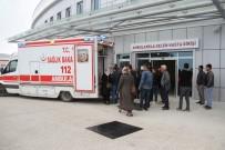 BEYTEPE - Beyşehir'de Sobadan Sızan Gazdan 4 Kişi Zehirlendi