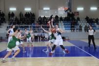 HOUSTON - Bilyoner.Com Kadınlar Basketbol Ligi Açıklaması Elazığ İl Özel İdare Açıklaması 63 - Urla Belediyesi Açıklaması 60
