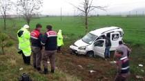 Bursa'da Trafik Kazası Açıklaması 3 Yaralı