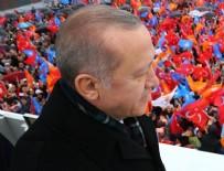 Afrin Operasyonu - Cumhurbaşkanı Erdoğan: Afrin'le beraber diriliş hareketi yeniden başladı