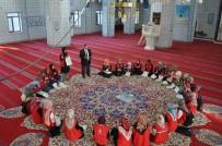 'Damla Projesi' Gönüllüleri Müftü Kulaz'ı Ziyaret Etti