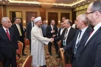 KıZıLAY - Diyanet İşleri Başkanı Erbaş Malatya'da Kanaat Önderleriyle Bir Araya Geldi