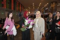 SEMPATIK - Dünyaca Ünlü Top Model Halima Aden Türkiye'de
