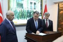 AHMET ÇıNAR - Gençlik Ve Spor Bakanı Bak Açıklaması 'Terör Örgütleri, Her Zaman Kalleşçe Saldıran, Tuzak Kuran Yapılar'