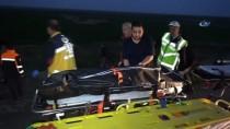 GÜNCELLEME - Aksaray'da Yolcu Otobüsü Şarampole Devrildi Açıklaması 4 Ölü, 37 Yaralı
