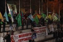 HELİKOPTER KAZASI - Helikopter Kazasında Ölenler İçin Şehitlere Vefa Yürüyüşü