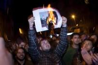 İSPANYA KRALı - İspanya'da Ayrılıkçı Liderlerin Gözaltına Alınması Protesto Edildi
