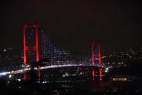 HAYDARPAŞA GARı - İstanbul Karanlığa Büründü