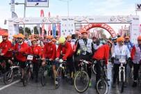 TURAN YıLMAZ - Kale Çanakkale Bisiklet Festivali Başladı