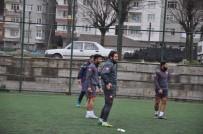 MUHARREM YıLDıZ - Kars 36 Spor Hopa Spor Maçına Hazır