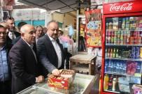 Kastamonu Belediye Başkanı Tahsin Babaş Destek İçin Kilis'te