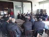 ÇAMKÖY - Kaymakam Yurdagül, Bir Günde 4 Ayrı Toplantı Yaptı