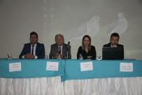 Kilis'te 'Kadına Şiddet' Paneli
