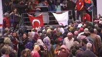 KIZILHAÇ KOMİTESİ - Kızılay'dan Afrin'e Yardım