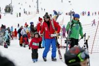 DENİZ TURİZMİ - Krasnador Kış Turizminde Yüzde 20'Lik Artış Gösterdi