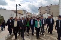 TUR YıLDıZ BIÇER - Manisa CHP Seçim Çalışmalarını Selendi'den Başlattı