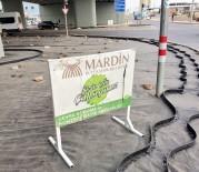 Mardin Büyükşehir Belediyesi Kızıltepe'yi Güzelleştiriyor