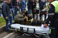 Milas'ta Kaza; 1 Yaralı