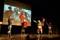 MILLIYETÇI HAREKET PARTISI - Nevruz Bayramına Özel Dans Gösterisi