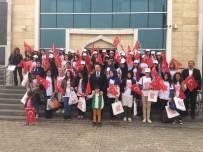 GÜNEYDOĞU ANADOLU - Patnos'tan 'Biz Anadoluyuz' Projesiyle 50 Kız Öğrenci Kocaeli'ye Gönderildi.