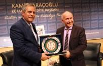 AHMET ŞİMŞİRGİL - Prof. Dr. Ahmet Şimşirgil, Zeytin Dalı Operasyonu'nu Ve Yansımaları Değerlendirdi