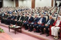 ASKERİ GÜÇ - Rektör Durmuş, Genelkurmay Başkanı Akar'ın Sunduğu 'Türkiye Ve Güvenlik' Konulu Konferansa Katıldı