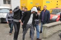 EMNIYET GENEL MÜDÜRLÜĞÜ - Samsun'da Aranan Şahıslara Operasyonda Gözaltı Sayısı 27'Ye Çıktı