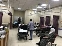 Şoför Kalp Krizi Geçirdi, Otobüs Şarampole Devrildi Açıklaması 4 Ölü, 34 Yaralı