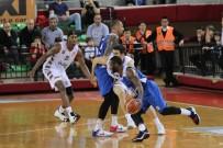 BERK UĞURLU - Tahincioğlu Basketbol Süper Ligi Açıklaması Pınar Karşıyaka Açıklaması 103 - Demir İnşaat Büyükçekmece Açıklaması 98