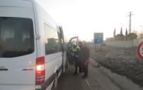 JANDARMA - Tekirdağ'da Servis Araçları Plaka İhalesi