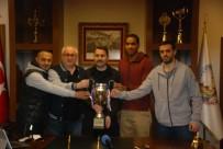 Tokat Belediye Plevnespor 1 Yıl Aradan Sonra Efeler Liginde